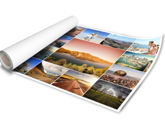 Paper poster prints in San Diego